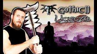 GOTHIC 2 - UCIECZKA! ???? WSZĘDZIE BANDYCI! #8 - Na żywo