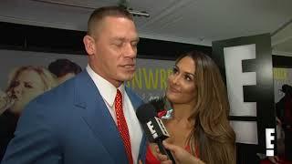 John Cena's Awkward Trainwreck Sex Scene  Total Divas Bonus Clip