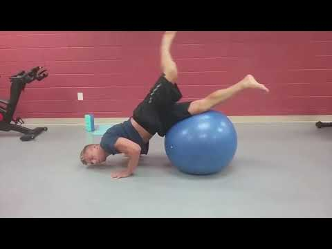 5 BJJ Drills w/ Stability Ball to Increase Coordination | Mobillity Training ft. Billy Edelen