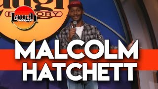 Malcolm Hatchett | Living In My Car | Laugh Factory Stand Up Comedy