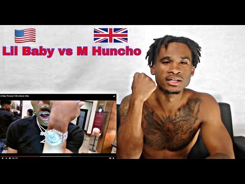 M HUNCHO VS LIL BABY FREESTYLE | REACTION