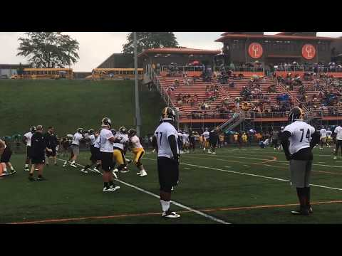 Pittsburgh Steelers begin training camp 2017