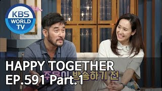Happy Together I 해피투게더 EP.591 Part.1 [ENG/2019.06.13]