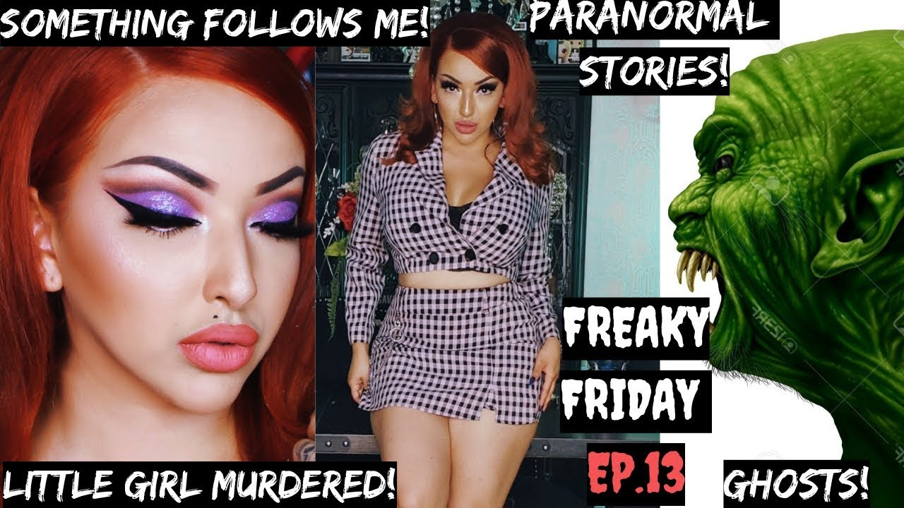 Download FREAKY FRIDAY | Ep. 13 - A Ghost Saved My Life | GRWM