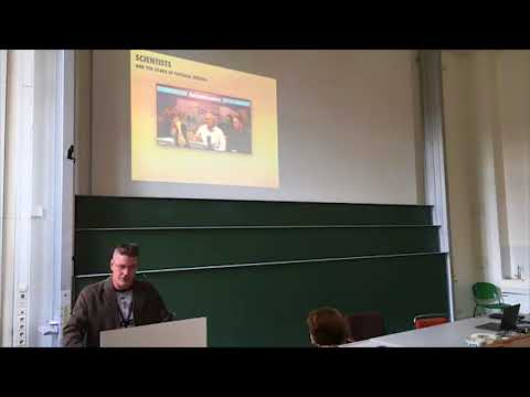 Kipp Davis: Philology, Science and Journalism in the Study of Non-Provenanced Material (ISBL 2017)