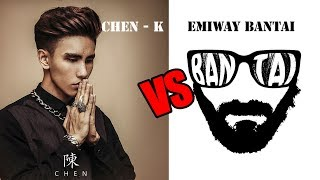 Emiway MERA BHAI MERA BHAI VS CHEN-K - ONE MAN ARMY THE HIPHOP HUNTERS.mp3