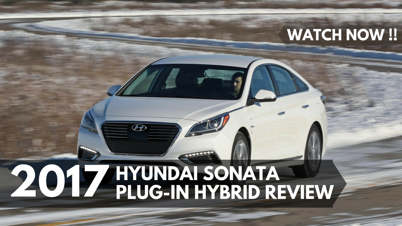 watch now 2017 hyundai sonata plug in hybrid review youtube. Black Bedroom Furniture Sets. Home Design Ideas