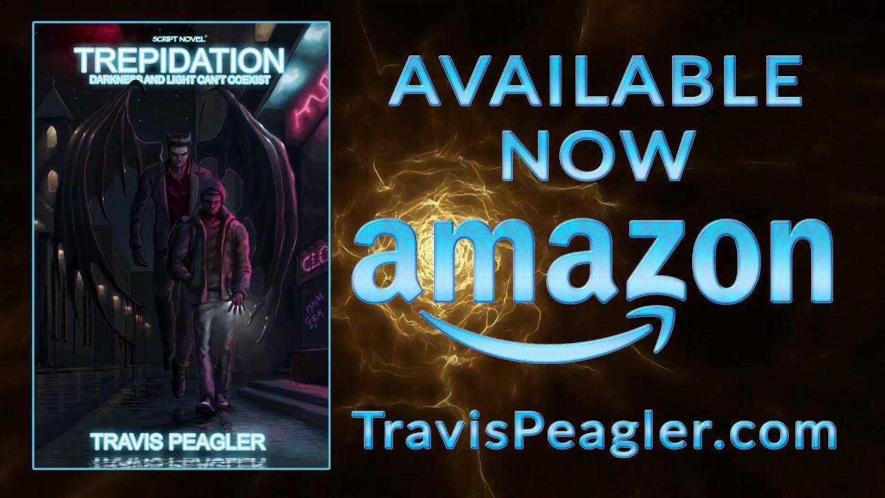 Trepidation Book Trailer