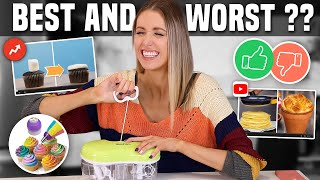 BEST & WORST KITCHEN GADGETS & HACKS TESTED