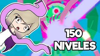 RETO DE 150 NIVELES EN TOWER OF HELL CON CHOCOBLOX ROBLOX!!