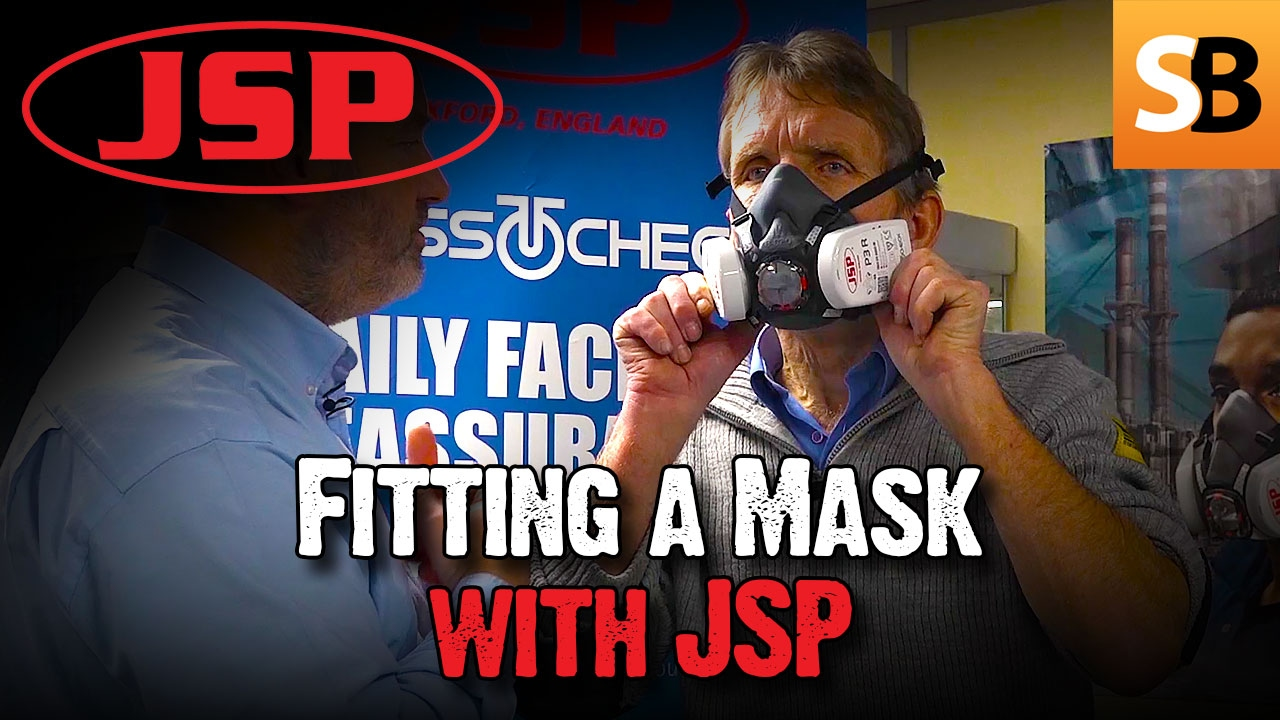 How to fit a Half Mask to stop leakage