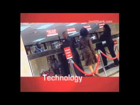 Commercial - Zenith Bank 2010