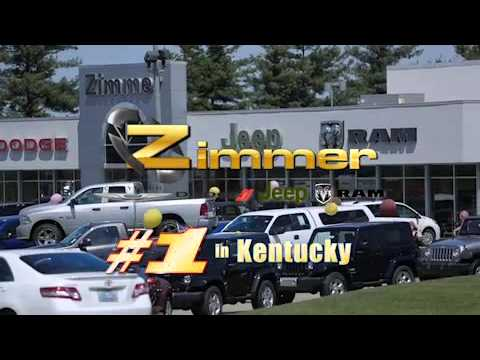 Largest Chrysler Dodge Jeep Ram Dealer in Kentucky | Zimmer Motors