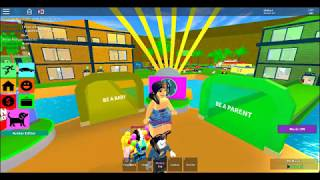ACTING AS ON ODER IN ROBLOX (Something Crazy Happens)