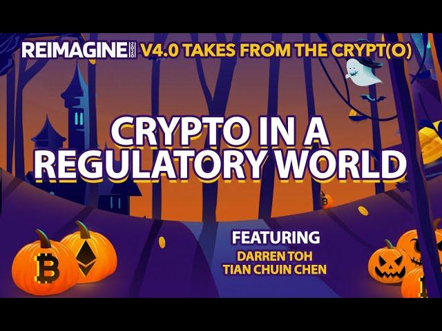 Darren Toh - Perlin $PERL - Crypto In A Regulatory World