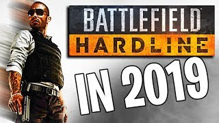 THE LAST MODERN BATTLEFIELD GAME WAS MADE 4 YEARS AGO... (Battlefield Hardline)