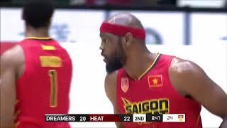 2019 Feb 16th Formosa Dreamers v Saigon Heat