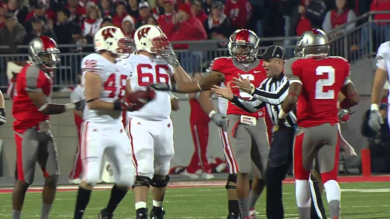 Wisconsin vs Ohio State Highlights - YouTube