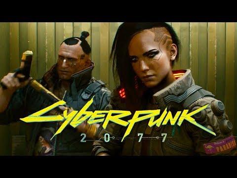 CYBERPUNK 2077, voici la démo de GAMEPLAY tant attendue !!!