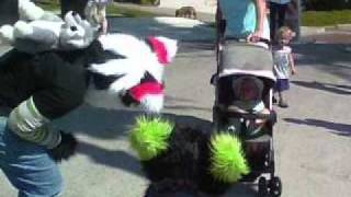 Furry Outing - ARF 2011 - Part 1