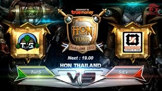 HoN Tour Thailand 2014 By True Money : G-League Cycle 2 Round 7 (23/7/2557)