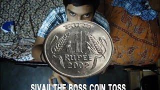 Sivaji the boss coin toss VFX... Tamil fans ENJOY!!!