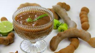 Tamarind Chutney Recipe - Tasty Tuesday&#39s  CaribbeanPot com