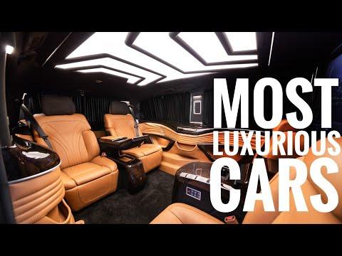 Ertex Luxury Car Design Mercedes Vito Desigs Ertex Private Lounge