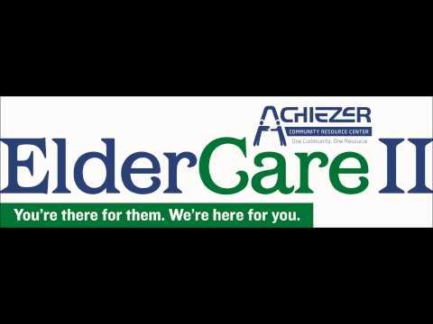 Achiezer: Eldercare II- Asset Protection Planning (Session 2)