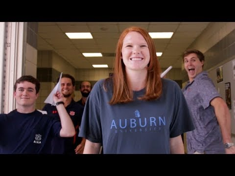 Auburn University College of Engineering Lip Dub