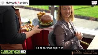 Tæt På Randers - Restaurant Sejlklubben