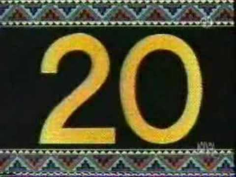 Sesame Street - Creatures form the number 20 - YouTube20