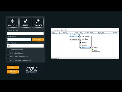 Download The Stone Word Silent Exploit Quasar Rat MP3, MKV