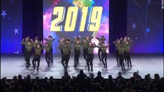 Legendary Athletics Senior Large Hip Hop 2018-2019! WORLDS FINALIST!
