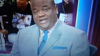 Jason Butterball Whitlock has been fired by Fox Sports 1