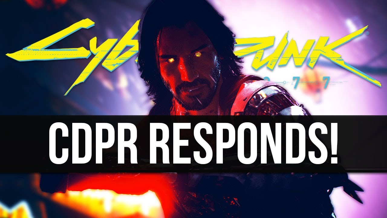 CD Projekt Red Just Responded to the Huge Cyberpunk 2077 Leaks