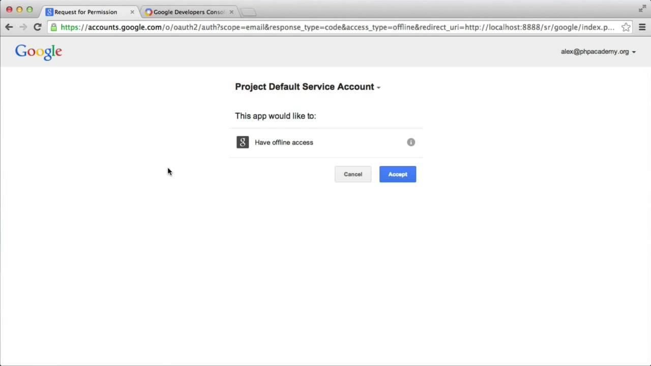 Intro to How to Add Google Authentication to a Website