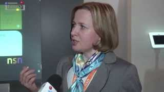 MWC - 2014 - Lidia Varukina N2 - Nokia Solutions & Networks (NSN Russia)