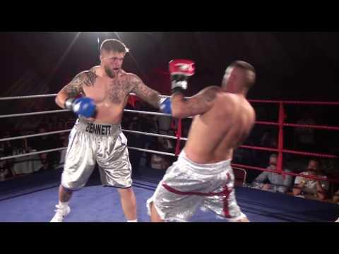 Brawl in the Hall 4: Ben Waddington vs Mark Bennett