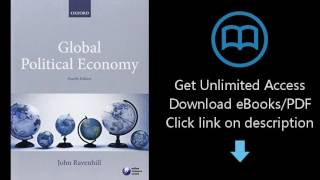 Download Global Political Economy [P.D.F]