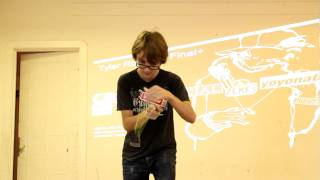 YoYoFactory Presents: Southwest Regional 1A Tyler Rose 2nd
