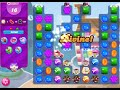 Candy Crush Level 2725 (no boosters, 3 stars)