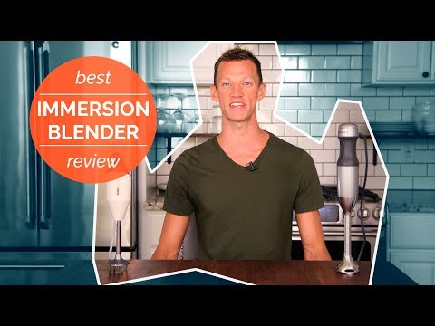 The Best Immersion Blender Of 2019 | Quick Take Review