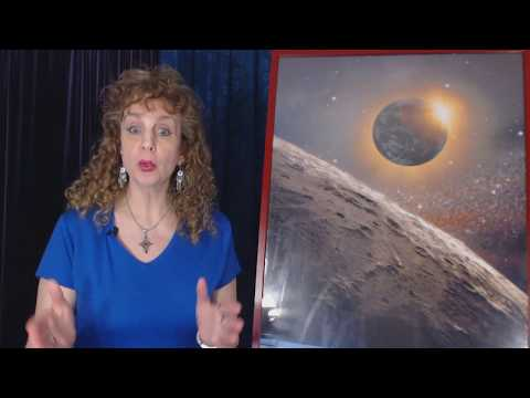 FULL MOON in ARIES ♈🌕 Astrological Gardening Horoscope Magick, Planetary Archs, Zodiac Angels