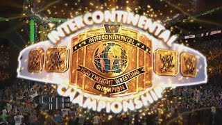 WWE Money In The Bank 2015 Predictions Ryback vs Big Show Intercontinental Championship(WWE 2K15)