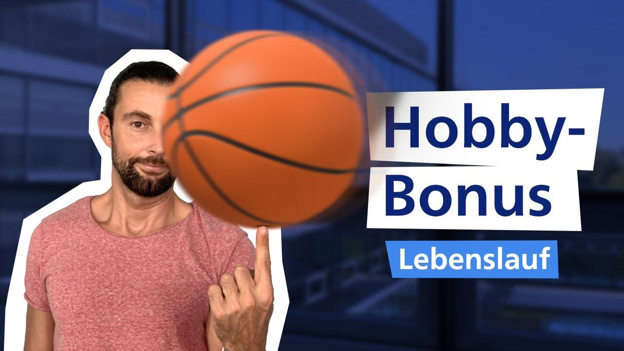 Hobbys im LEBENSLAUF I Traumjob - YouTube