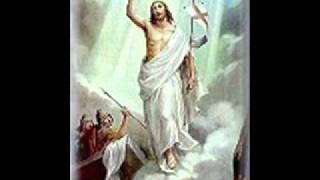 1 mistero: la risurrezione di gesu' cristo.