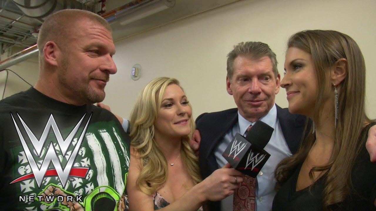 WWE 2 छोड़ने के बाद रेनी यंग थैंक्स मैकमोहन फैमिली