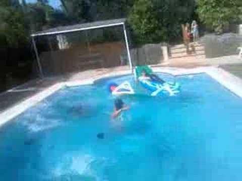 La piscina de portillo youtube for Piscinas portillo