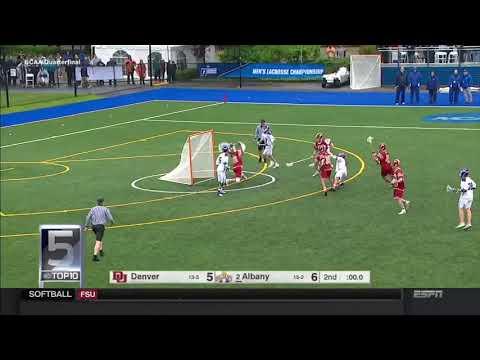Albany Lacrosse TEHOKA NANTICOKE top 10 play